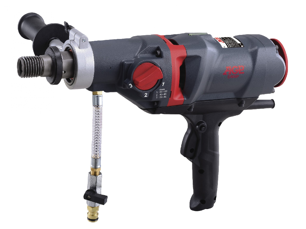 AGP Handheld Core Drill DMC6P Wet & Dry 110v