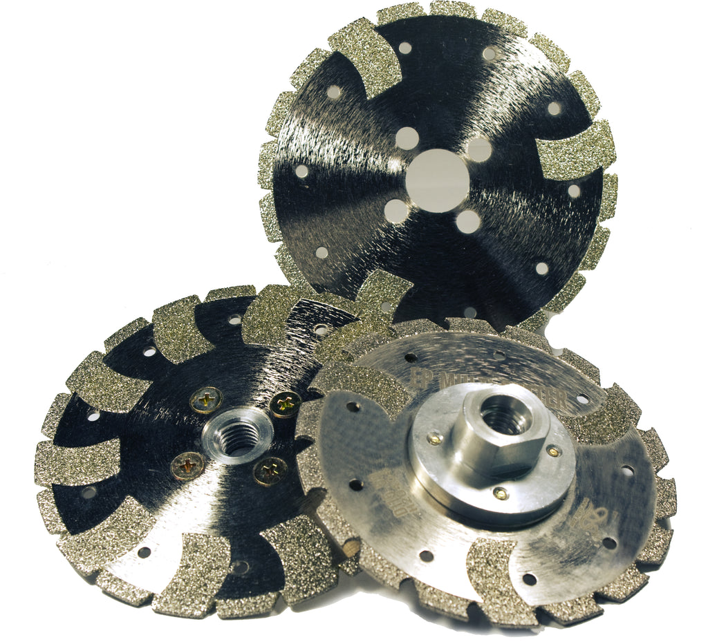 EPS FM14 Electroplated Segmented Blade