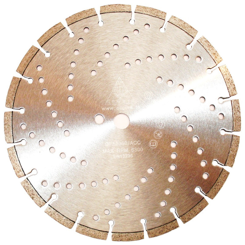 GY FTS 0300 Fan Turbo Segmented Diamond Blade