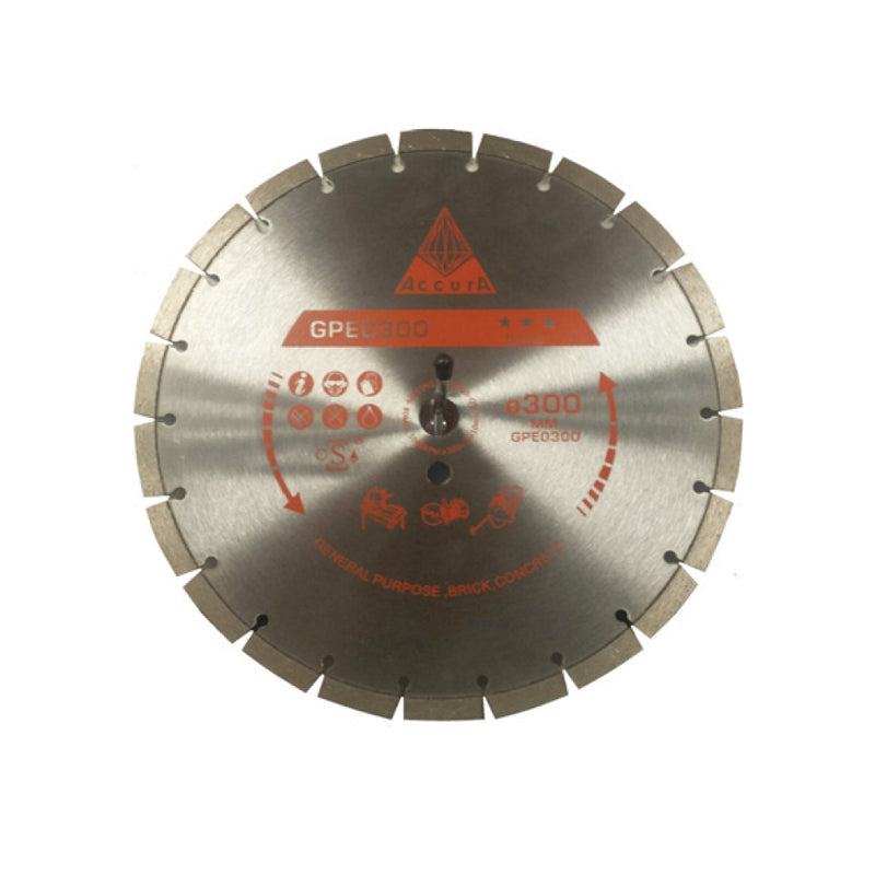 Steel Cutting Diamond Blade SRB 0300