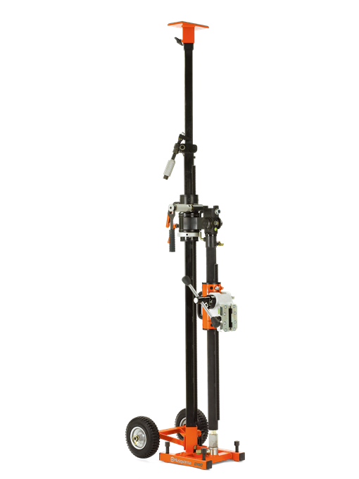 Husqvarna DS 50 Gyro Drill Stand Multi Set UP