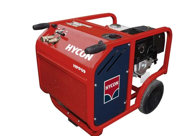 HYCON HPP18V FLEX Power Pack  (B&S 18HP Vanguard Petrol / 0-40Lpm)