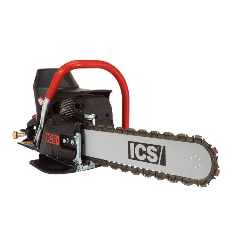 "ICS 695XL F4 30cm/12"" 40cm/16"" Concrete Cutting Chainsaw Package"
