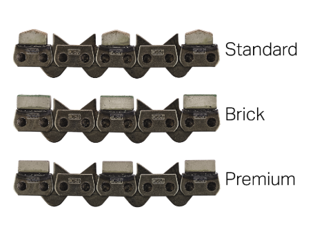 ICS 814PRO FORCE3 25cm - 10 inch Diamond Chains