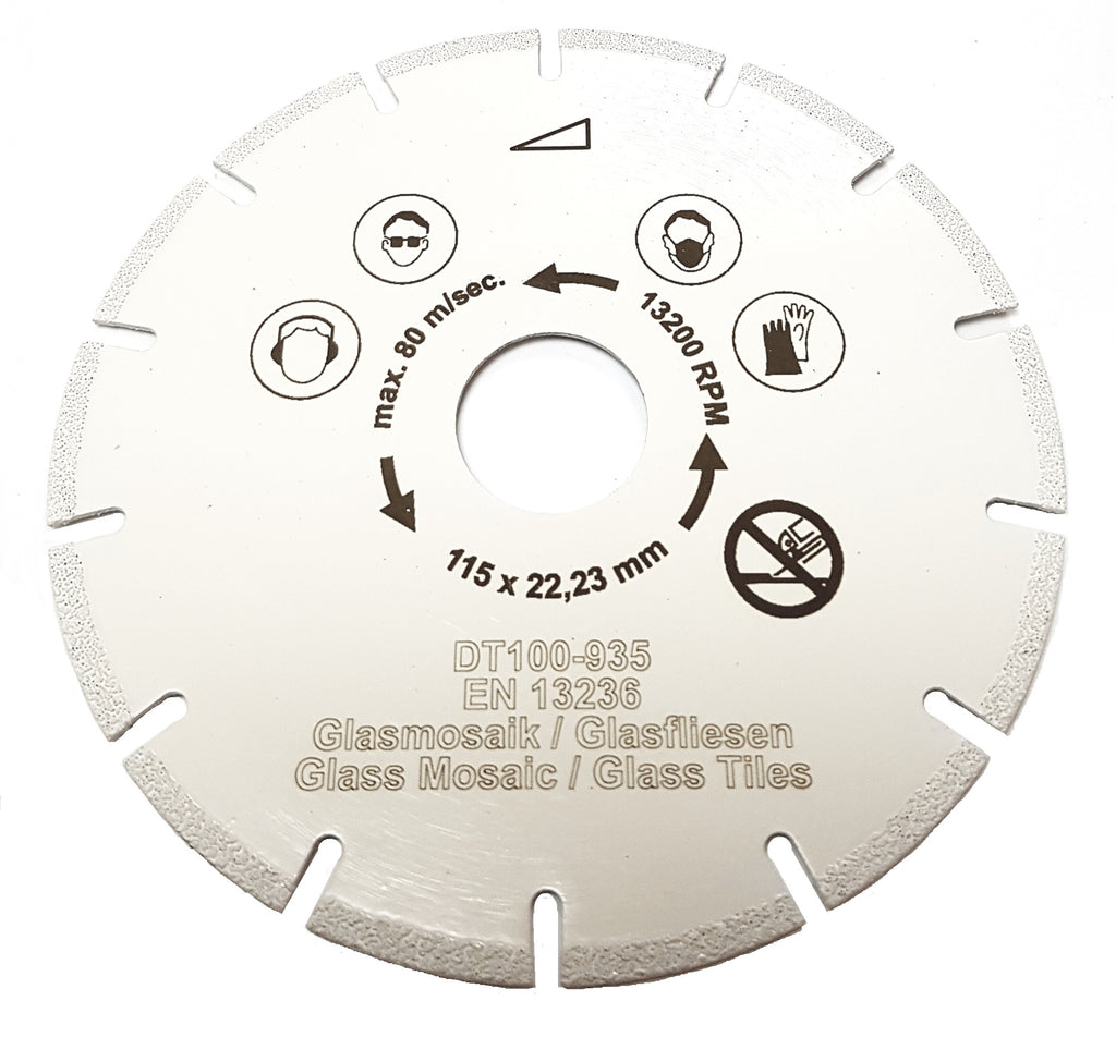 DH MCB Mosaic Cutting Diamond Blade