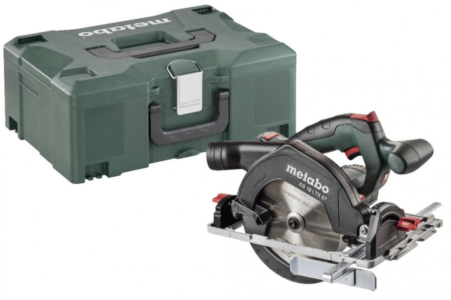 Metabo 165mm Circular Saw 18v Li-Ion KS18 LTX57