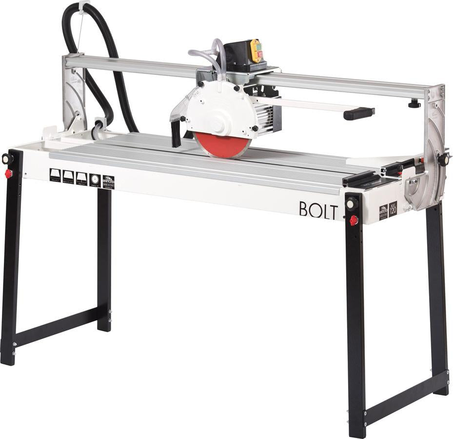 Raimondi Bolt- 1200mm Wet Bridge Tile Saw