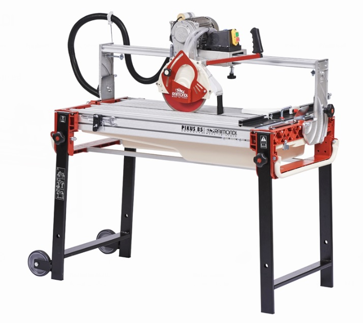 Raimondi-PIKUS-85-Bridge-Wet-Saw-115V-Machine
