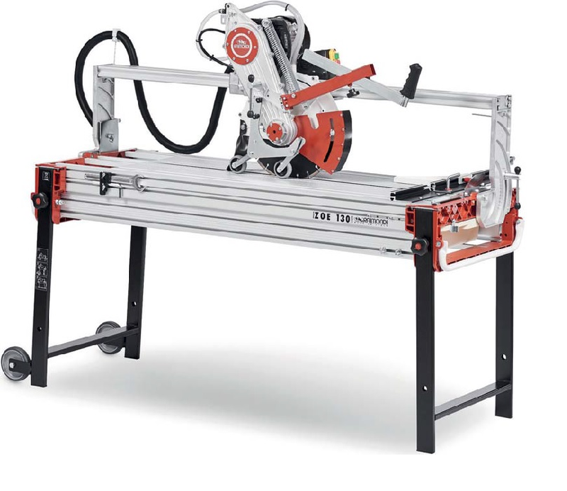 Raimondi PIKUS 85 Bridge Wet Saw 115V Machine