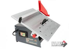 Rubi ND 180/ Rubi ND 200 Light- Small Jolly Wet Tile Saw 110v/220v