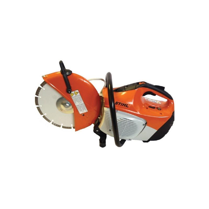 ICS 680 ES GC 14 Petrol Cutter 35cm Guidebar & FORCE3 Diamond Chain Package