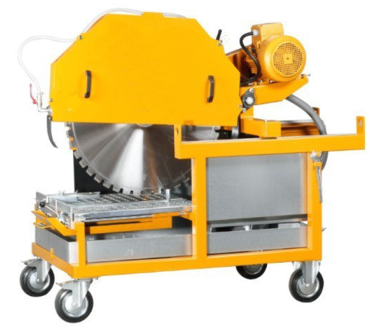 JMS K900 Jumbo Mobile Saw-3 Phase - Block/Brick Saw