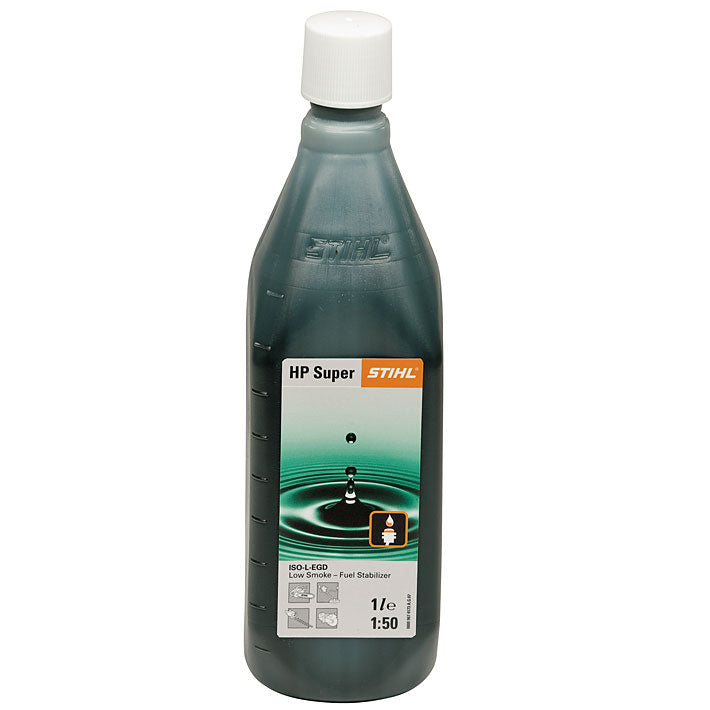 Stihl HP Super 2-Stroke Engine Oil (Green Super)