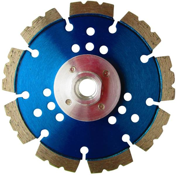 STS 10mm Turbo Segmented Premium Blade