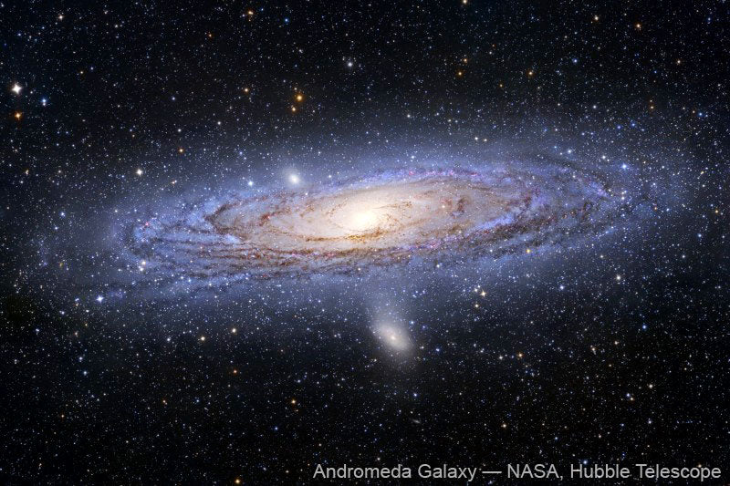 Early Autumn – The Perfect Time to See the Andromeda Galaxy!