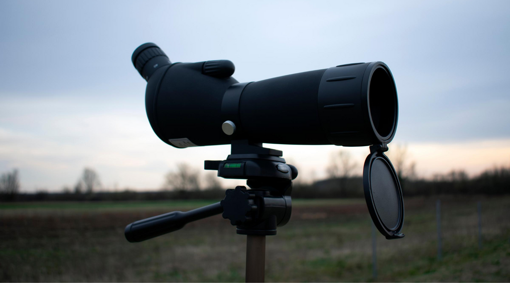 Spotting Scopes for Terrestrial Viewing