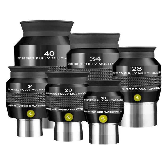 AstralScopes:Explore Scientific 34mm 68 Degree Waterproof Eyepiece