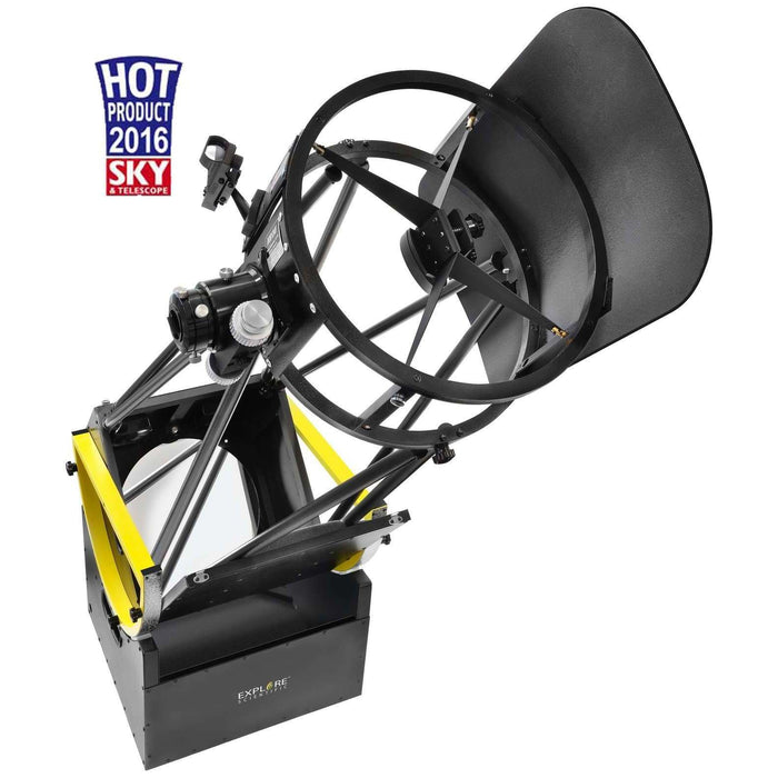 AstralScopes:EXPLORE SCIENTIFIC - GENERATION II - 12-INCH TRUSS TUBE DOBSONIAN TELESCOPE