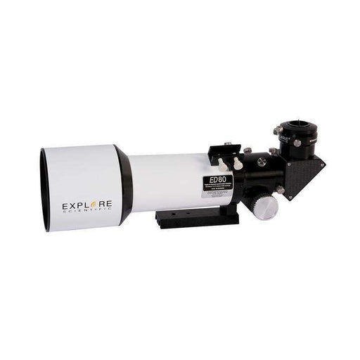 AstralScopes:EXPLORE SCIENTIFIC ED80 ESSENTIAL SERIES AIR-SPACED TRIPLET REFRACTOR