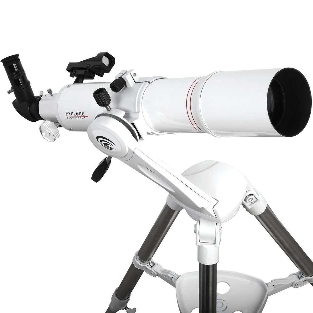 AstralScopes:EXPLORE FIRSTLIGHT 80MM REFRACTOR WITH TWILIGHT NANO MOUNT