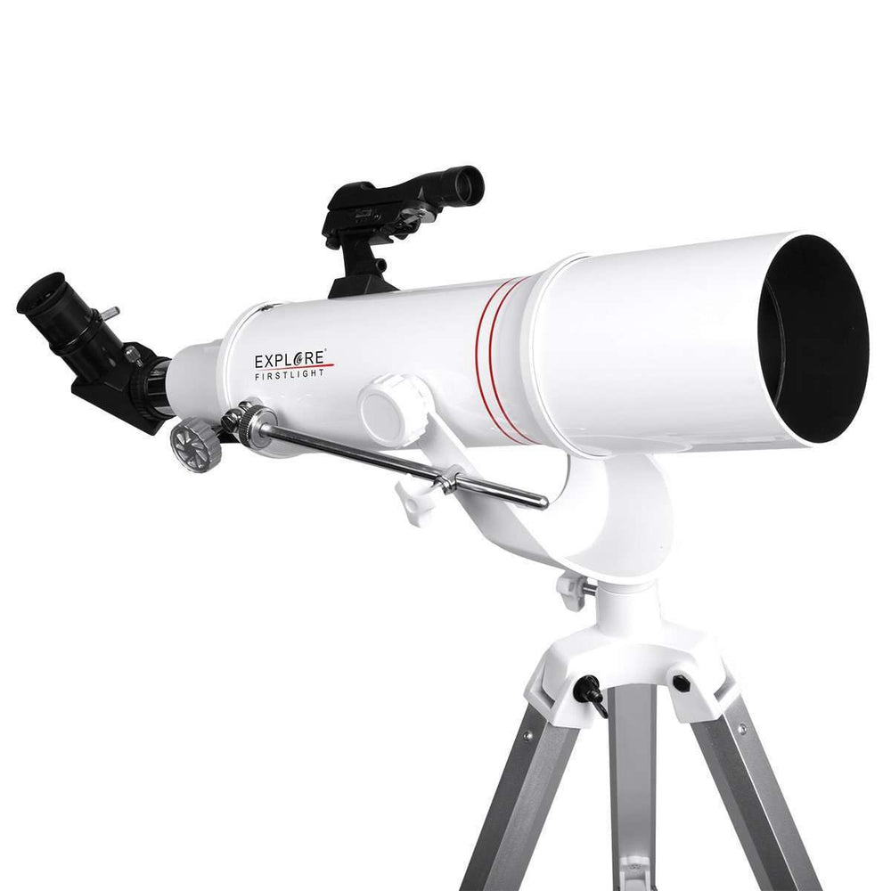AstralScopes:EXPLORE SCIENTIFIC FIRSTLIGHT 90MM DOUBLET REFRACTOR WITH AZ MOUNT
