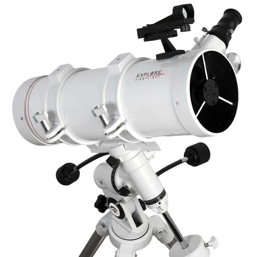 AstralScopes:Explore Firstlight 114MM NEWTONIAN with EQ3 Mount