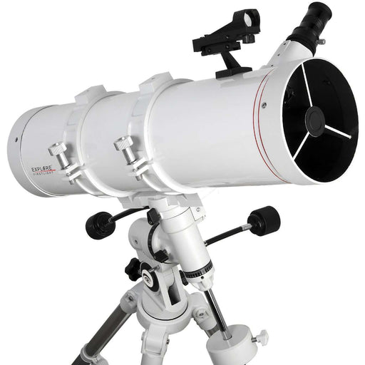 AstralScopes:Explore Firstlight 130MM NEWTONIAN with EQ3 Mount