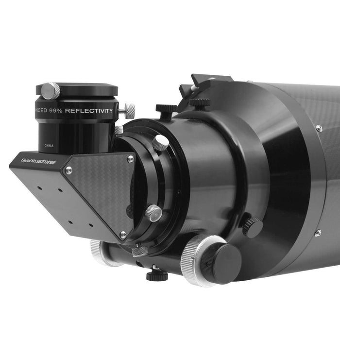 "AstralScopes:EXPLORE SCIENTIFIC ED115 FPL53 115MM F/5.5 AIR-SPACED TRIPLET ED APO REFRACTOR IN CARBON FIBER WITH 3"" HEX FOCUSER"