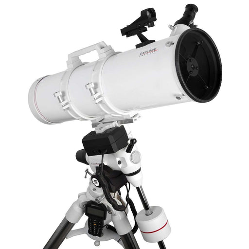 AstralScopes:EXPLORE SCIENTIFIC FIRSTLIGHT 150MM NEWTONIAN WITH EXOS2GT GOTO MOUNT