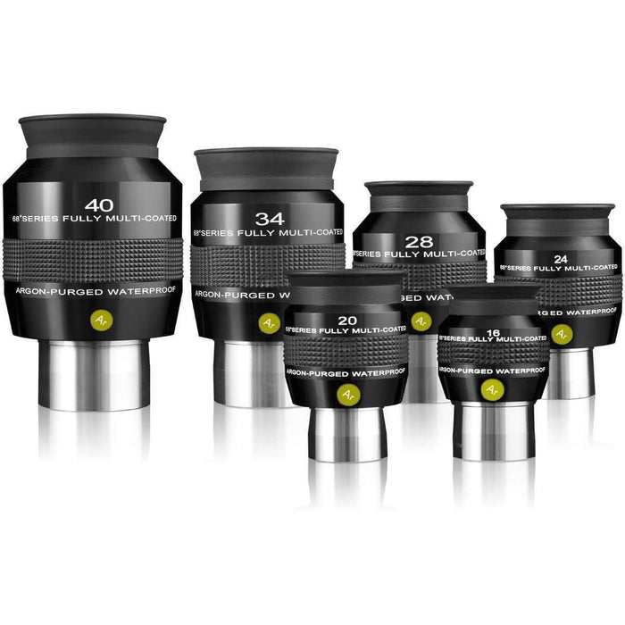 AstralScopes:Explore Scientific 24mm 68 Degree Waterproof Eyepiece