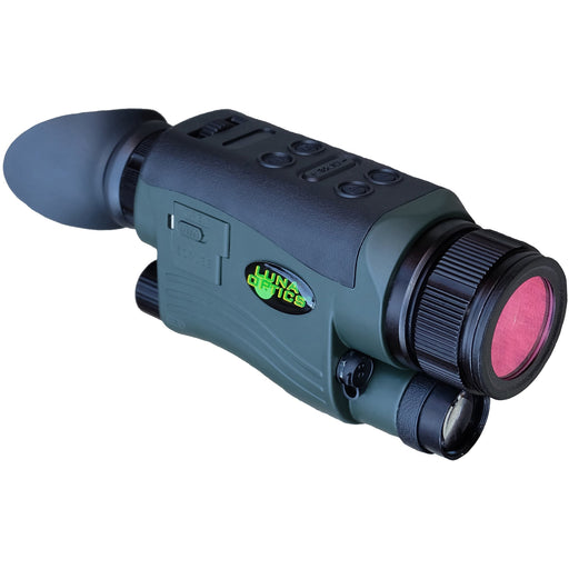 AstralScopes:Luna Optics 5-20x44 Generation-2 Digital Technology Day / Night Vision Monocular LN-G2-M44