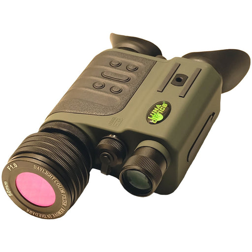 AstralScopes:Luna Optics 6-30x50 Generation-2 Digital Technology Day / Night Vision Binocular LN-G2-B50
