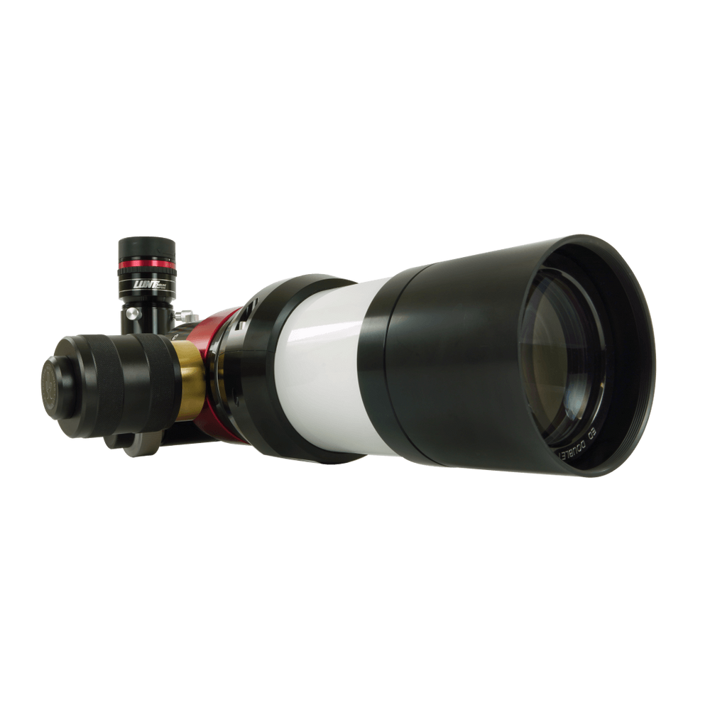 AstralScopes:Lunt LS60MT Modular Telescope H-Alpha Pressure Tuned with B600 Filter and Feather Touch Focuser