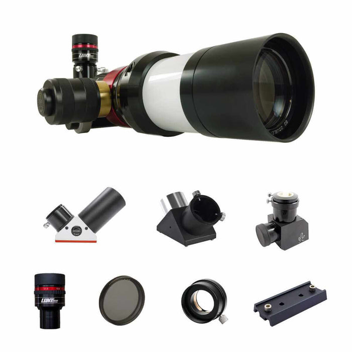 AstralScopes:Lunt LS60MT Modular Telescope Observer Package