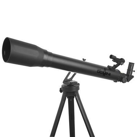 AstralScopes:Explore One Gemini II Flat Black 70mm with AZ Mount