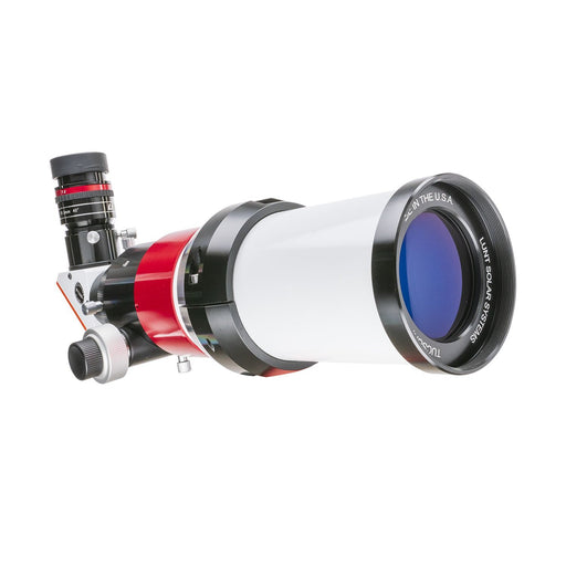 "AstralScopes:Lunt 60mm Pressure Tuned Solar Telescope with B600 Filter and 2"" Feather Touch Focuser"
