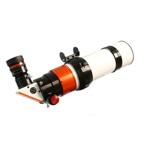 "AstralScopes:Lunt 60mm True Tuned Double Stacked Solar Telescope with B600 Filter and 2"" Feather Touch Focuser"