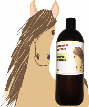 All Natural Shampoo for Horses