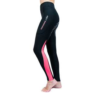 Colour Block Summer Riding Tights