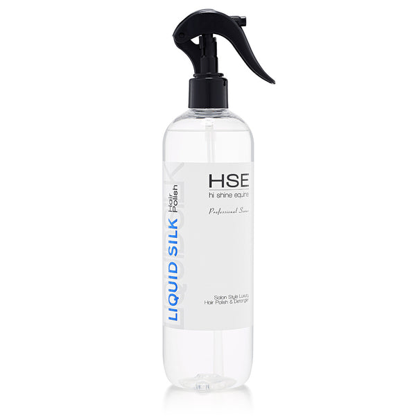 HSE Liquid Silk Hair Polish Spray