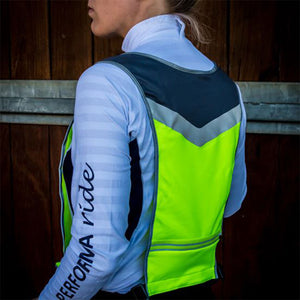 Hi-Vis Horse Riding Bib