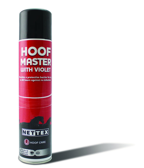 Nettex Hoof Master with Violet