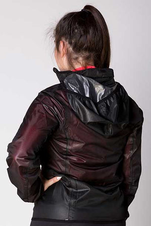 Performa Ride Focus Hooded Rain Jacket