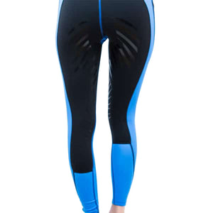 Youth Thermal Contrast Riding Tights
