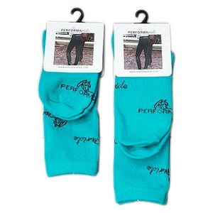 Performa Ride Knee High Sock