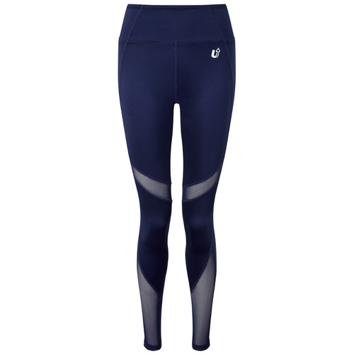 Supro Gym Tech Panel Leggings