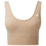 Supro Active Ribbed Seamless Sports Bra