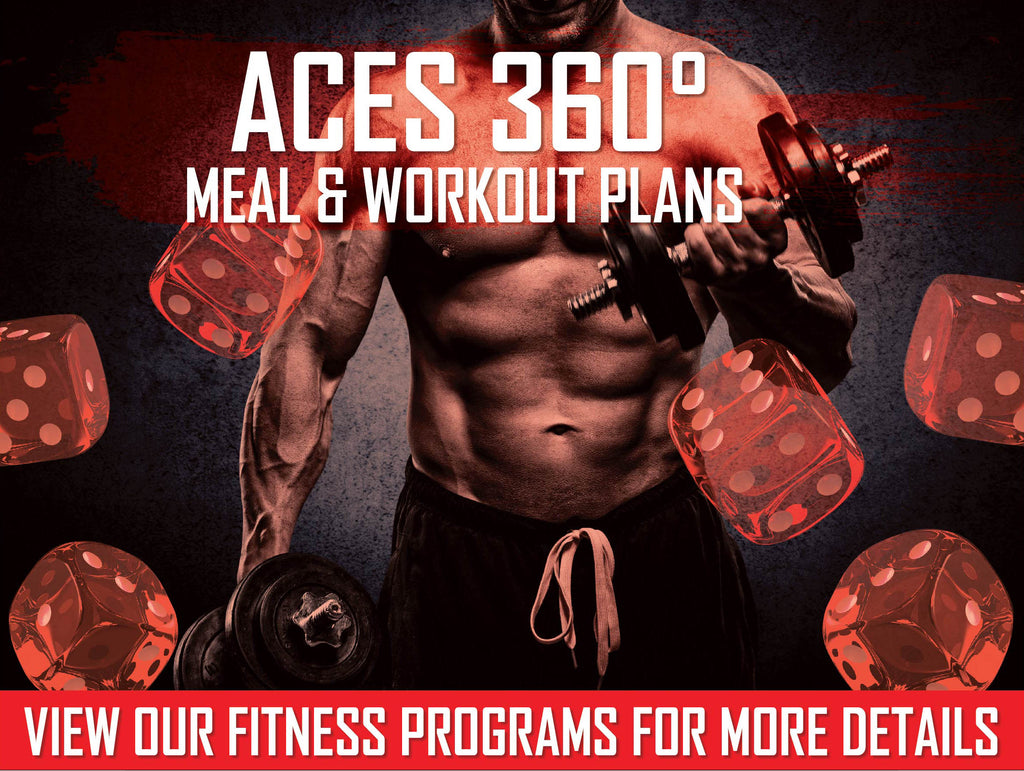 ACES 360 MEAL & WORKOUT PLANS