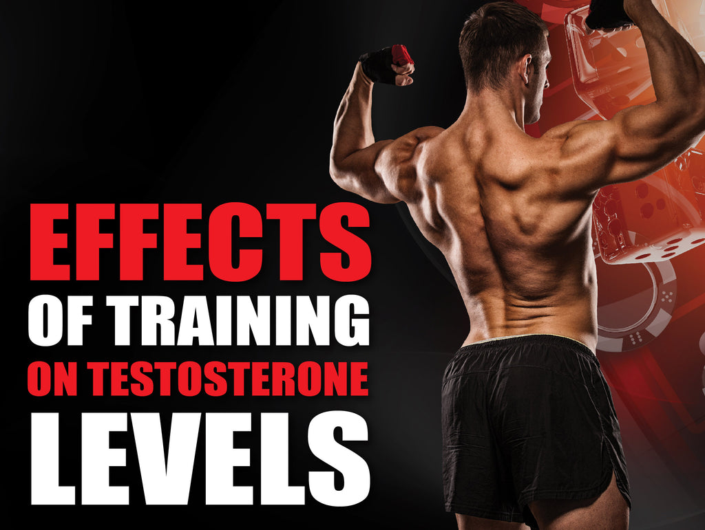 Effects of Training On Testosterone Levels