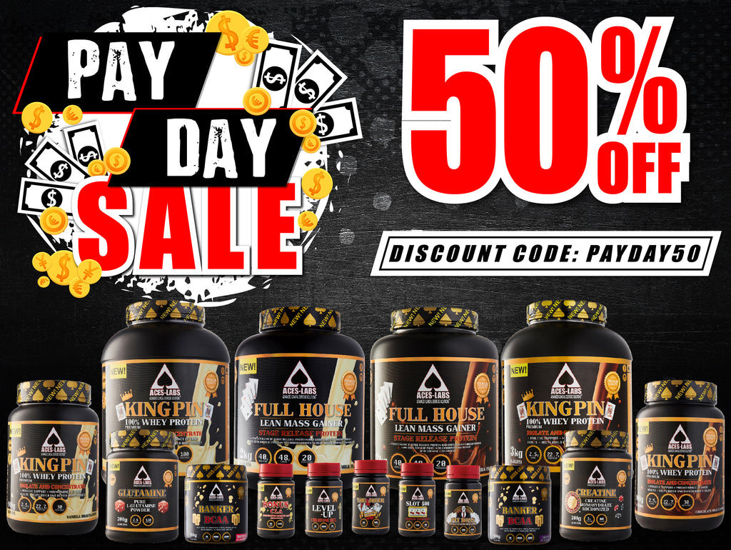Pay Day 50% OFF SALE!!